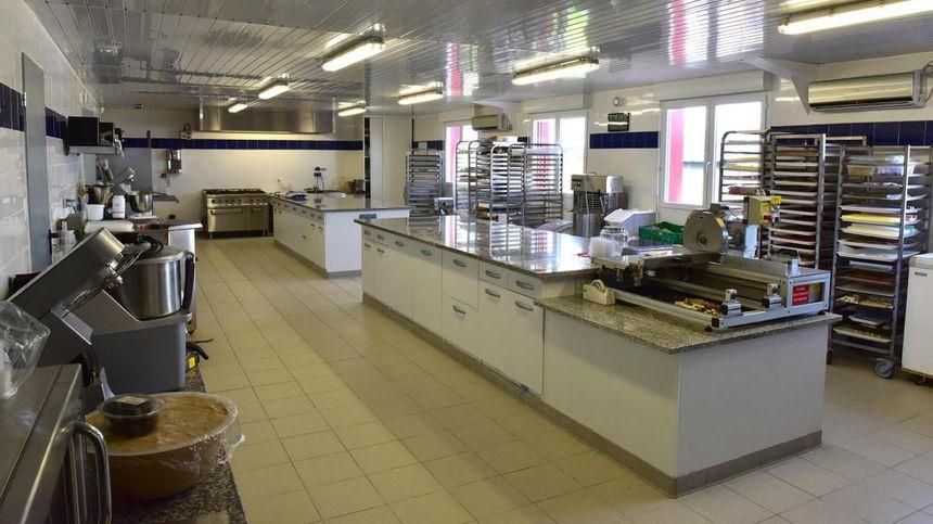 Le laboratoire est nickel et organisé afin de bien travailler