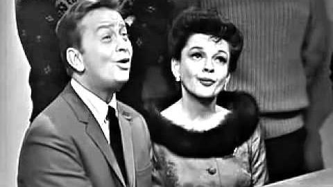 Judy Garland & Mel Tormé - 'The Christmas Song' from 1963