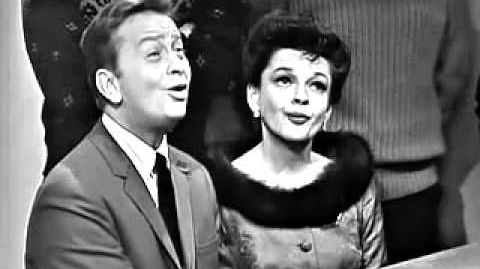 "Repassez-moi l'standard... ""The Christmas Song"" written by Robert Wells & Mel Tormé (1945)"