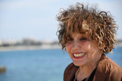 """Liliane Rovère, actrice française, actuellement à l'affiche de la série """"Dix pour cent"""" où elle joue le rôle d'Arlette Azémar, agent artistique depuis 2015."""