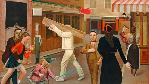 Balthus, peintre de la lenteur