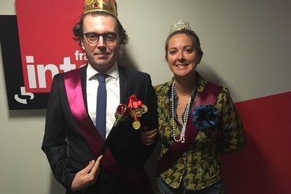 Philippe et Mathilde de Belgique parés pour accueillir Emmanuel et Brigitte Macron