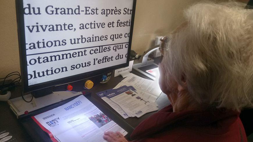 La synthèse vocale change la vie des aveugles et mal voyants obligés d'être au top de la technologie