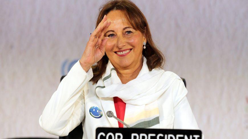 L'ancienne ministre de l'environnement, Ségolène Royal