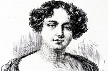 Jane Franklin (1792-1875), épouse de Sir John Franklin, explorateur britannique de l'Arctique