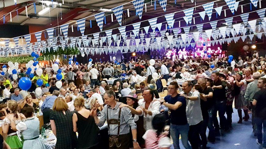 Eschau, la fête de la bière