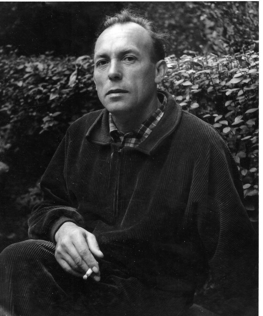Portrait de Georges Navel