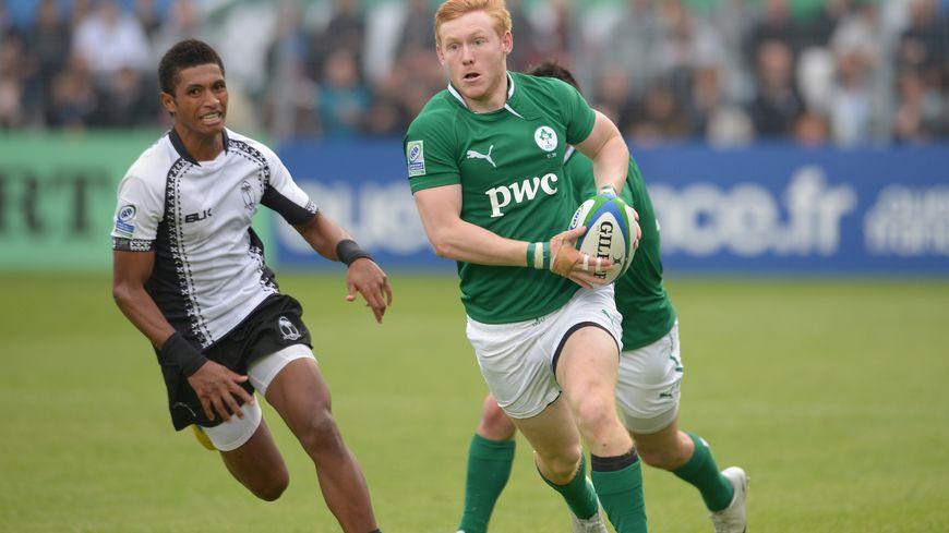 Rory Scholes, 25 ans aujourd'hui, a disputé la coupe du Monde U20 en France en 2013 avec l'Irlande