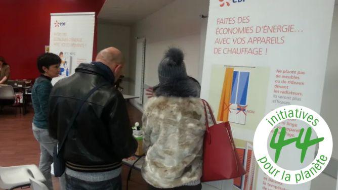 La communauté d'agglomération Bourges Plus accompagne des foyers modestes pour préserver l'environnement et faire des économies.