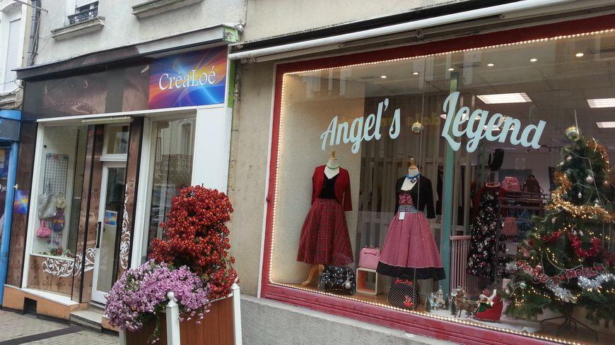 Plusieurs boutiques rouvrent depuis octobre, rue du Maréchal Joffre à Vierzon grâce à un dispositif innovant.