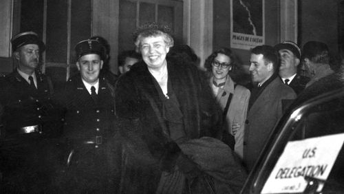 Épisode 4 : Eleanor Roosevelt : l'ascension politique d'une First Lady