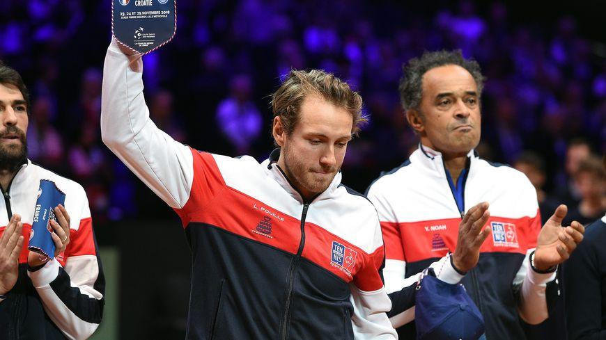 Lucas Pouille affronte le favori Marin Cilic à 13 heures pour un match décisif dans cette finale de la Coupe Davis