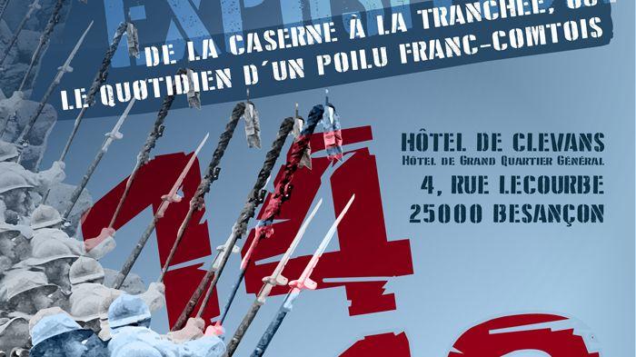 Exposition à Besançon