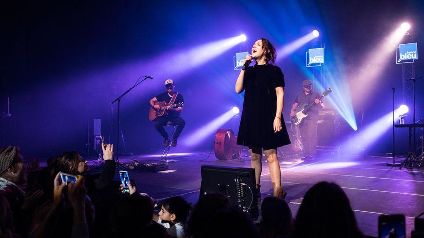 France Bleu Live avec Zaz à Montauban