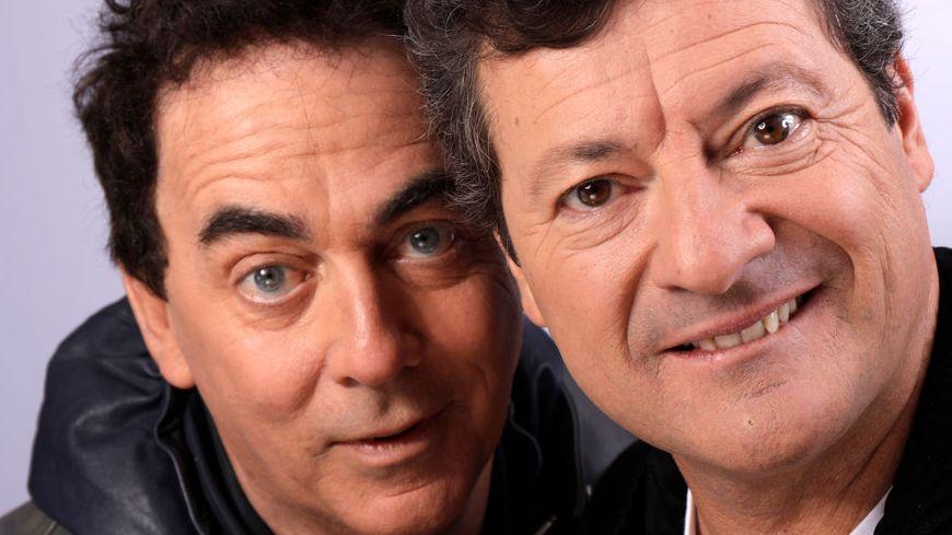 Eric Carrière et Francis GINIBRE... genévrier