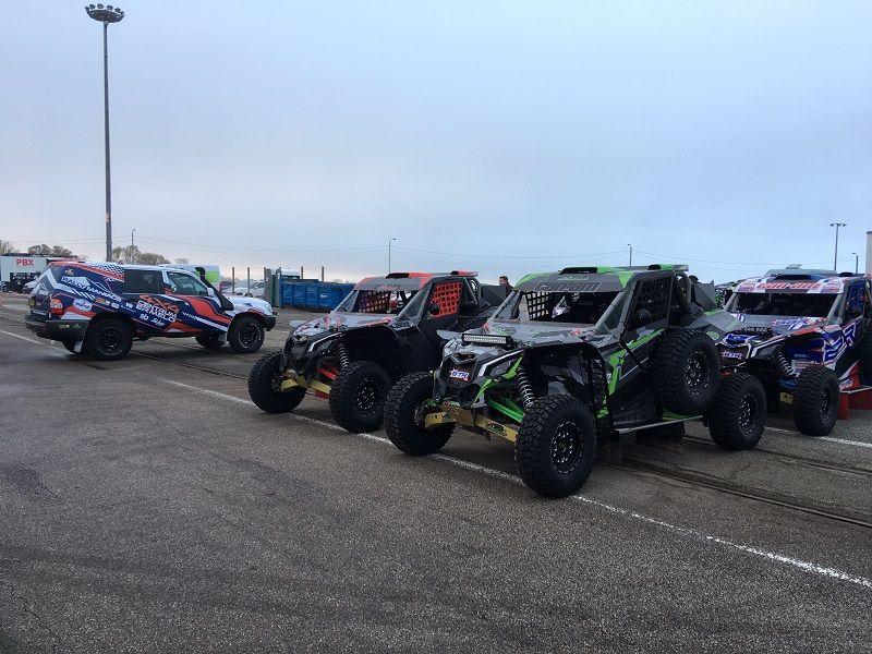 Ces véhicules seront au départ du Dakar 2019 au Pérou.
