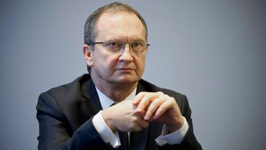 Jacques Chanut, le président de la fédération française du bâtiment