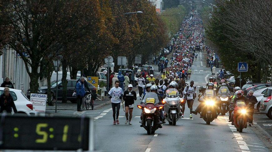 Le marathon.