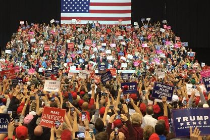 Metting de Trump, Cleveland, Ohio
