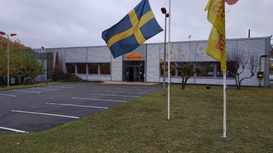 Sandvick, le géant suédois, compte fermer dans le courant de l'année 2019 son usine de Fondettes (Indre-et-Loire)