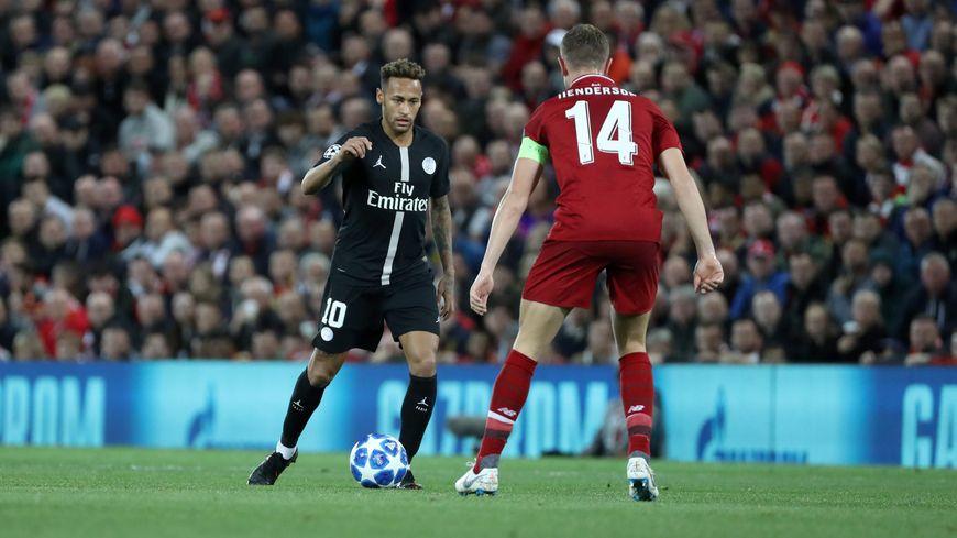 match Liverpool/PSG du 18 septembre