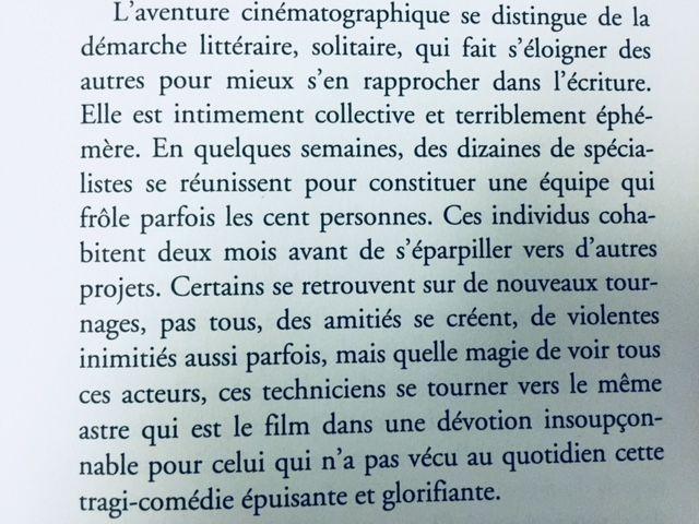 Intérieur jour, éd. Robert Laffont, extrait page 9