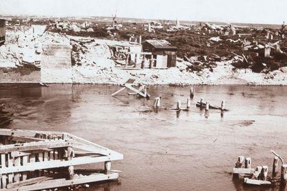 Berry-au-Bac durant la Première Guerre mondiale