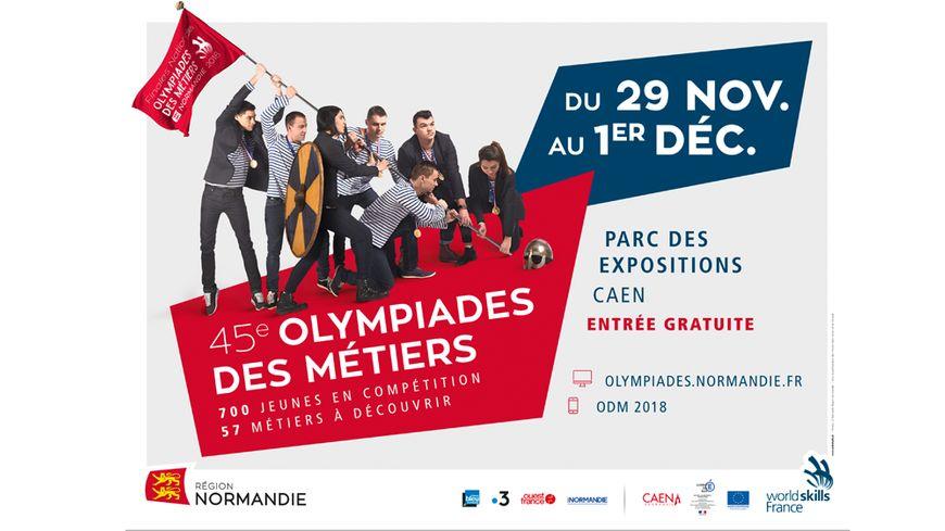 Venez encourager les jeunes pour les Olympiades des métiers