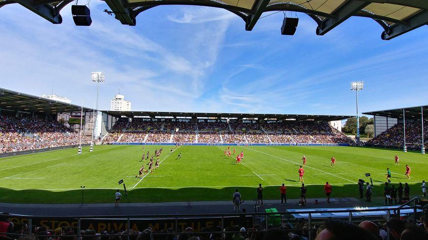 Le Stade Marcel Deflandre sera complet pour la venue du Racing pour la 40è fois de suite en championnat