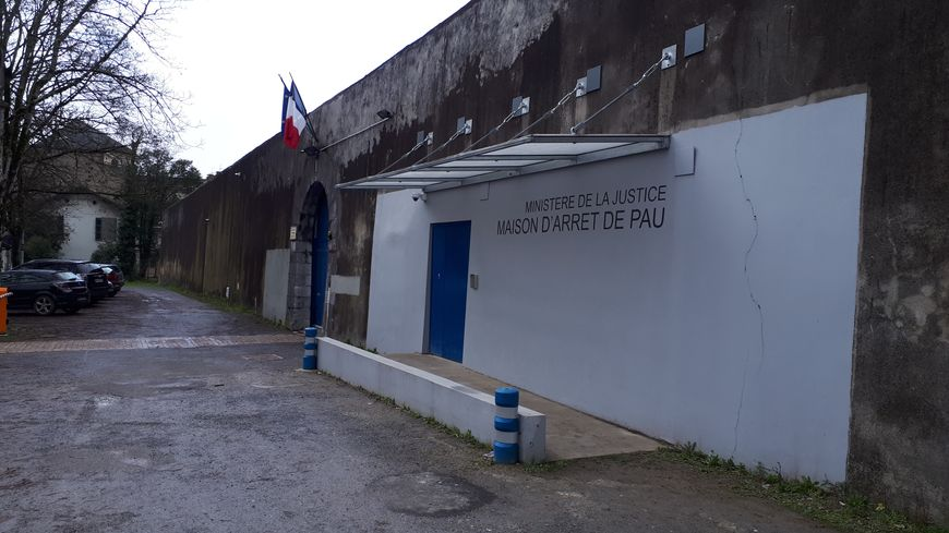 La maison d'arrêt de Pau