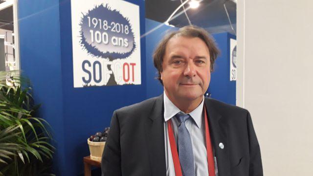 Jean-Luc Moyat, président de l'association des fabricants importateurs distributeurs européens d'implants orthopédiques et traumatologiques (Afideo)