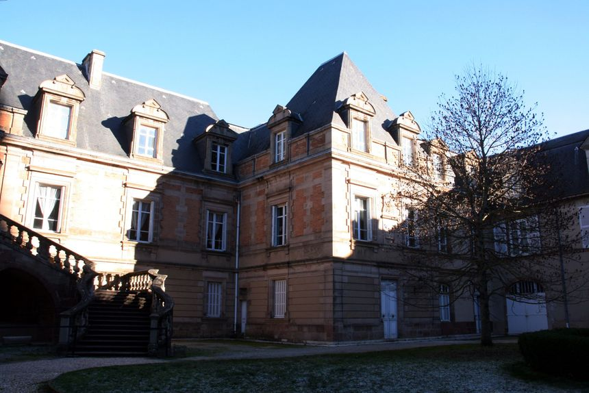 Le Palais Épiscopal de Rodez