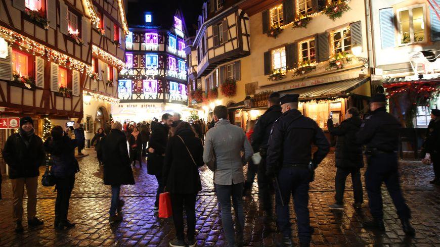 Le marché de Noël de Colmar attire 1,5 millions de visiteurs