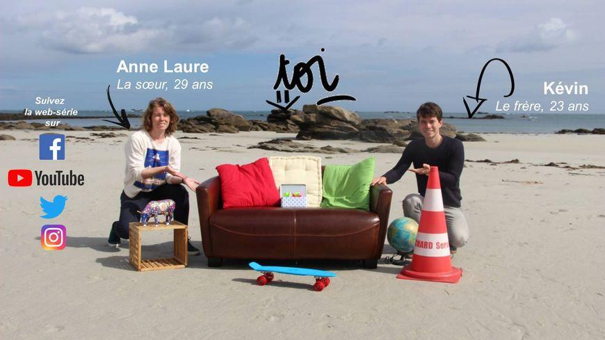Anne-Laure et Kévin interroge les Bretons dans un divan !