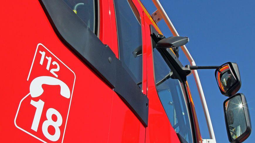 Les pompiers de la Loire sont intervenus peu avant 9h ce jeudi sur la RD 504 (illustration)