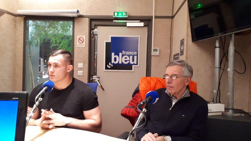 """Claude Michyet Paul Jedrasiak, invités de l'émission """"Les décodeurs"""""""