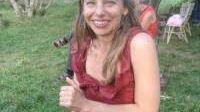 """Ayin de Sela, une mexicaine dans l""""Yonne"""