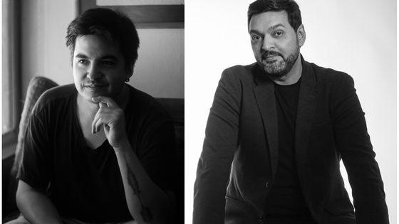 Miguel Farias par Max Sotomayor & Patricio Sabaté par Nicolas Eterovic