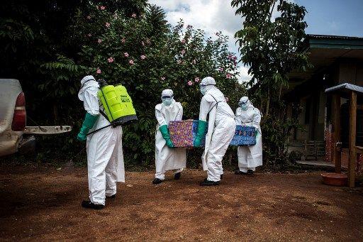 Suspicion d'Ebola en RDc