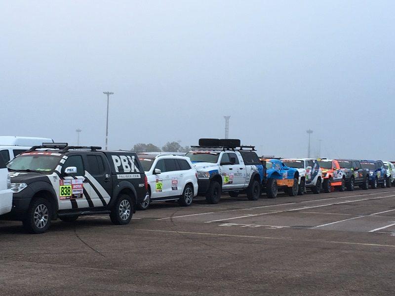 534 pilotes et co-pilotes seront engagés dans l'édition 2019 du Dakar.