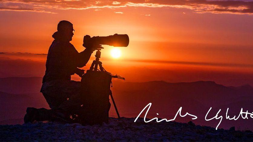 Nicolas Ughetto en action sur le Mont Ventoux