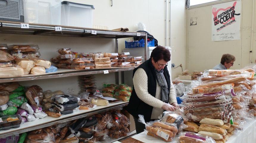 A Brive, la distribution des repas a lieu quatre fois par semaine pour la campagne d'hiver des Restos du Coeur