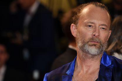 Thom Yorke, musicien auteur-compositeur, chanteur et guitariste, le 1er septembre 2018, pendant la 75ème Mostra de Venise.