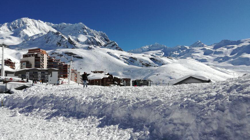 Les pistes de ski de Val Thorens (archives)