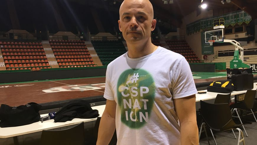 François Peronnet, déjà au travail au lendemain de sa nomination