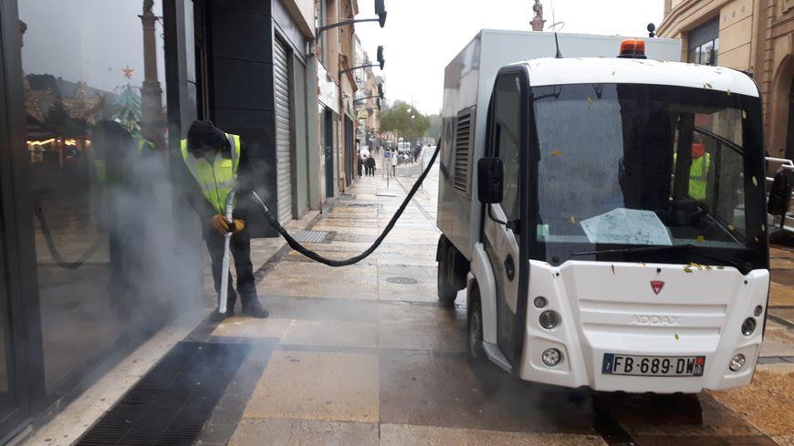 La société Netcryo a testé la cryogénie dans les rues de Metz