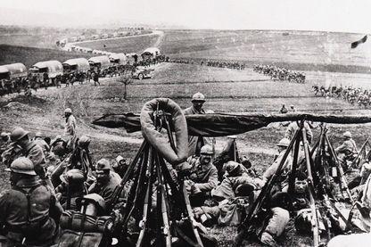 La Voie Sacrée en 1916