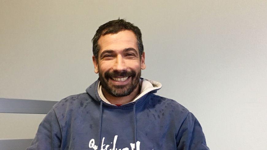 Cyrille Laiguillon conseiller municipal délégué à la vie associative