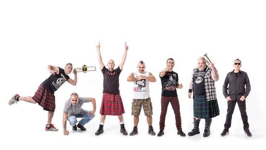 Le groupe Ska-p sera sur scène le 27 juillet.