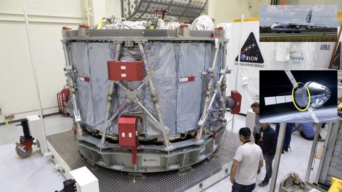 Module de service Orion